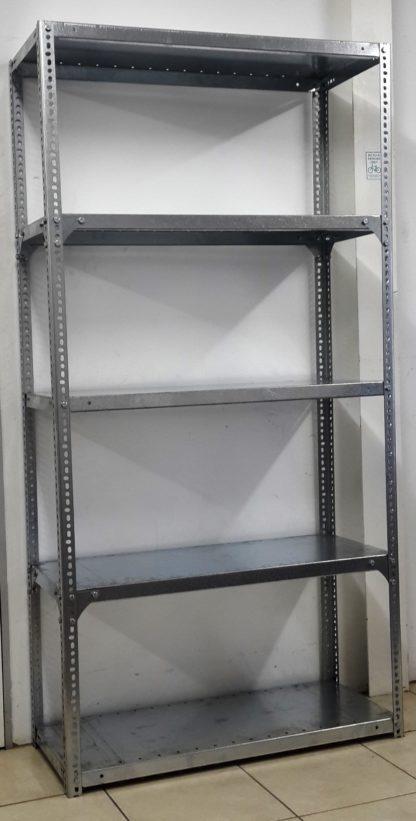 Galvanised Steel Shelving